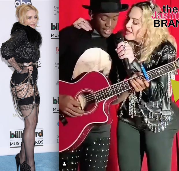Madonna's New Booty Sparks Butt Implant Speculation [VIDEO]