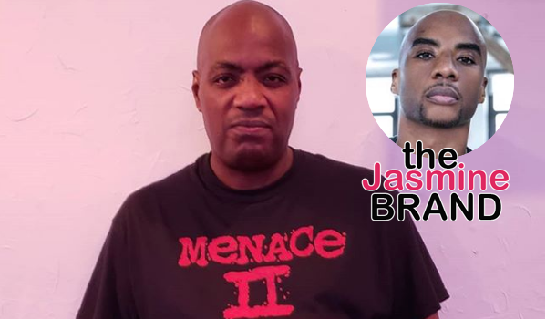 Mister Cee Calls Out Charlamagne For Commenting On R.Kelly: Don't Deflect By Talking About My Gay Activities!