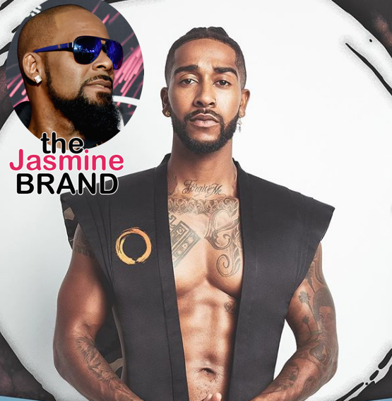 Omarion Will Retire R.Kelly's Music After Reunion Tour