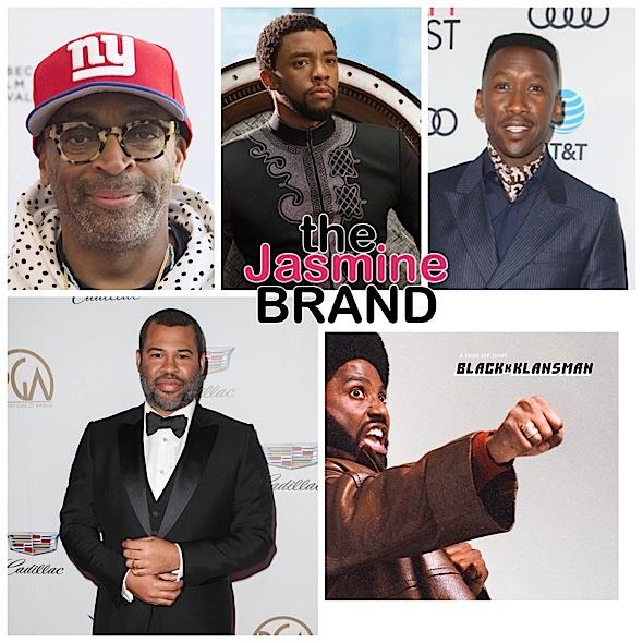 Oscar Nominations Announced: 'Black Panther' & Spike Lee Make History + Regina King & Mahershala Ali Snag Noms!