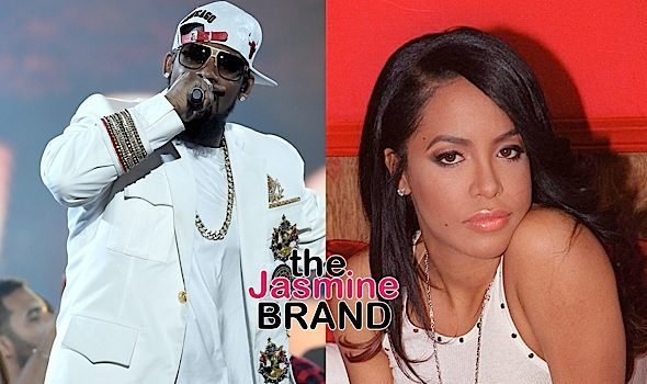 R. Kelly Denies Having Sex W/ Aaliyah's Mother