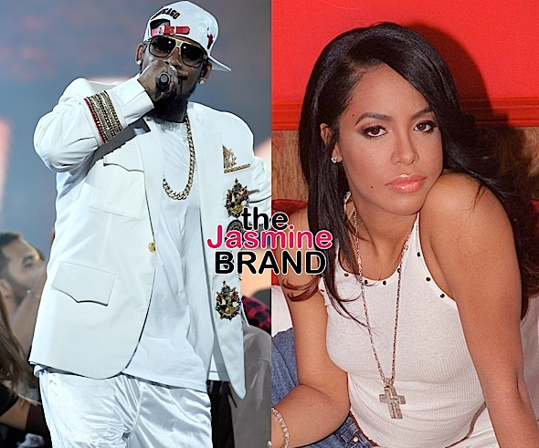 R. Kelly Allegedly Intimidating Witnesses From Jail + Accused Of Marrying Aaliyah To Avoid Prosecution