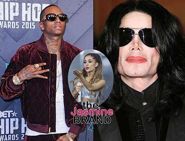 "Soulja Boy – I've Sold More Than Michael Jackson's ""Thriller"" + Rapper Insists Ariana Grande Stole His Swag, Bars & Delivery"