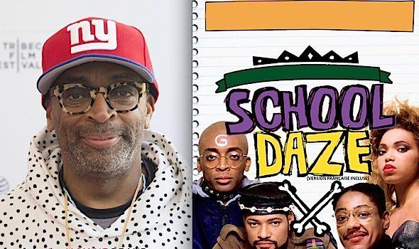 "Spike Lee Planning ""School Daze"" Broadway Musical"