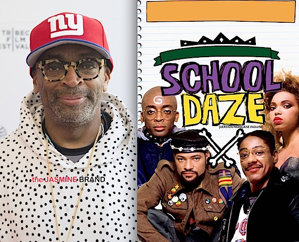 "Spike Lee Planning ""School Daze"" Broadway Musical"