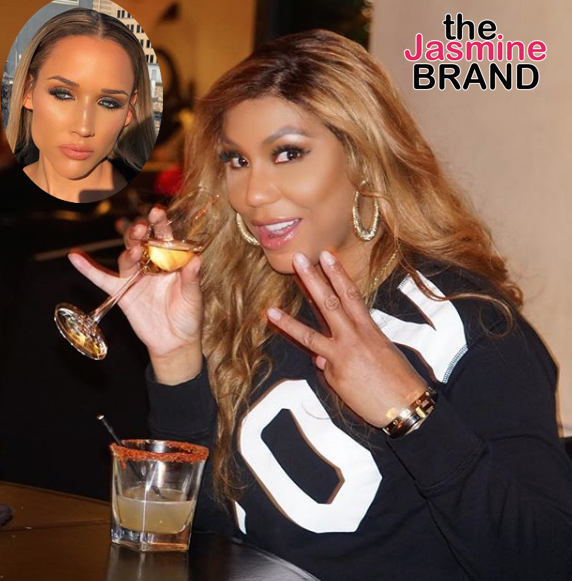 Tamar Braxton & Lolo Jones Involved In Verbal Altercation That Allegedly Turned Physical [VIDEO]