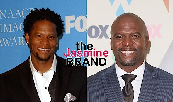 "Terry Crews Slams DL Hughley For Mocking His Sexual Assault: ""Should I Slap The Sh*t Out Of You?"""