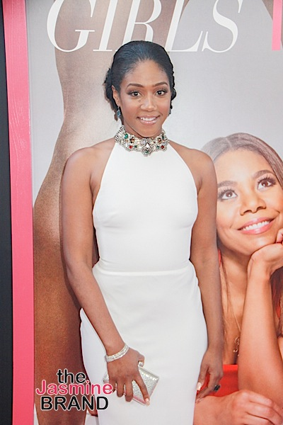 Tiffany Haddish Is 'Hesitant' To Have Children Amidst Racial Tensions In America: They're Gonna Be Hunted Or Killed, Why Would I Put Someone Through That?