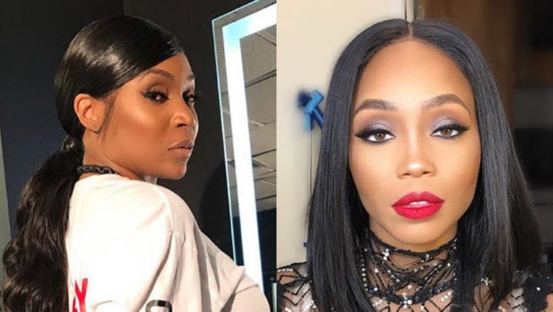 RHOA's Shamari DeVoe To Marlo Hampton: You're NOT A Housewife, You're A Friend Of The Show!