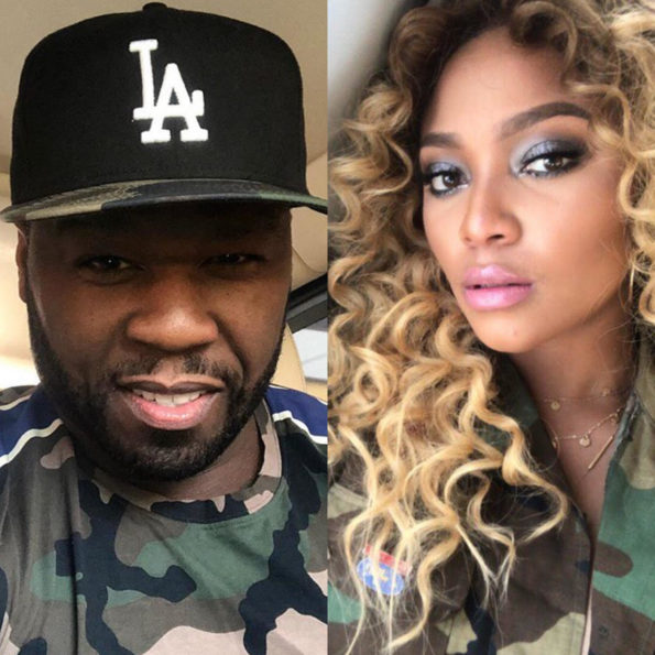 50 Cent Drags Teairra Mari In Multiple Social Media Posts