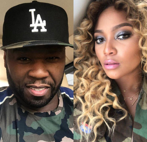 50 Cent Drags Teairra Mari In Multiple Social Media Posts: Pay Me My Money Or I'll Take Your Love & Hip Hop Check!