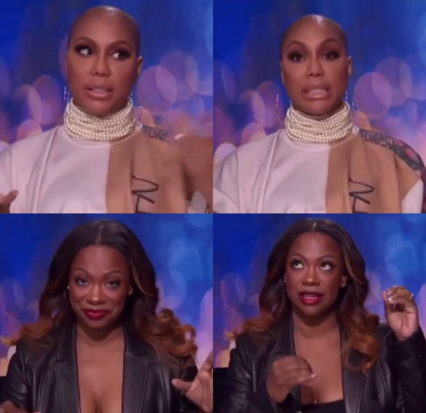 Kandi Burruss & Tamar Braxton Explain Why They Aren't Friends [VIDEO]