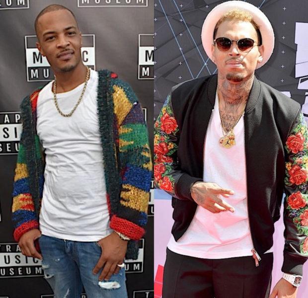 T.I. Defends Chris Brown Amid Rape Allegations