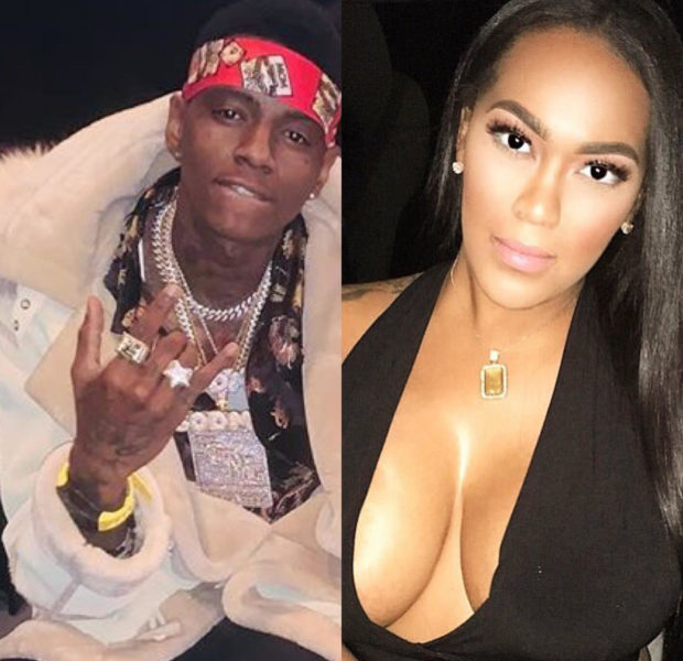 Love & Hip Hop's Nia Riley Alludes To Abuse From Soulja Boy? Rapper Spotted W/ Mehgan James