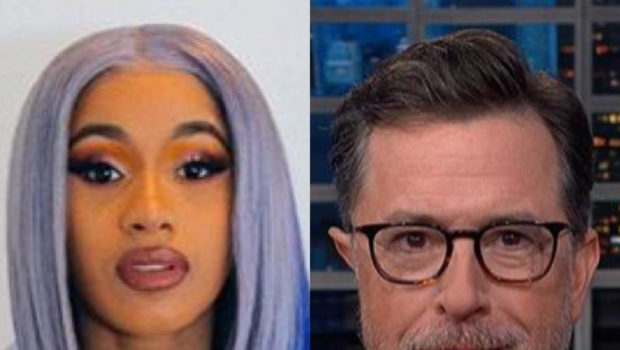 Stephen Colbert Starts Petition to Have Cardi B Give State of the Union Rebuttal