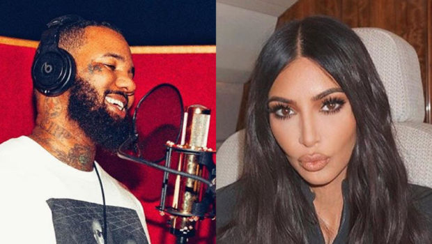 The Game's New Album Will Feature A Graphic Song About Sex W/ Kim Kardashian