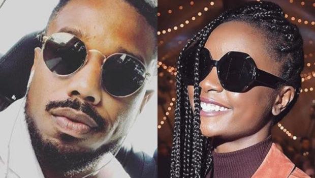 Are Michael B. Jordan & KiKi Layne Secretly Dating? Pair Spotted Flirting & Serving PDA At Event