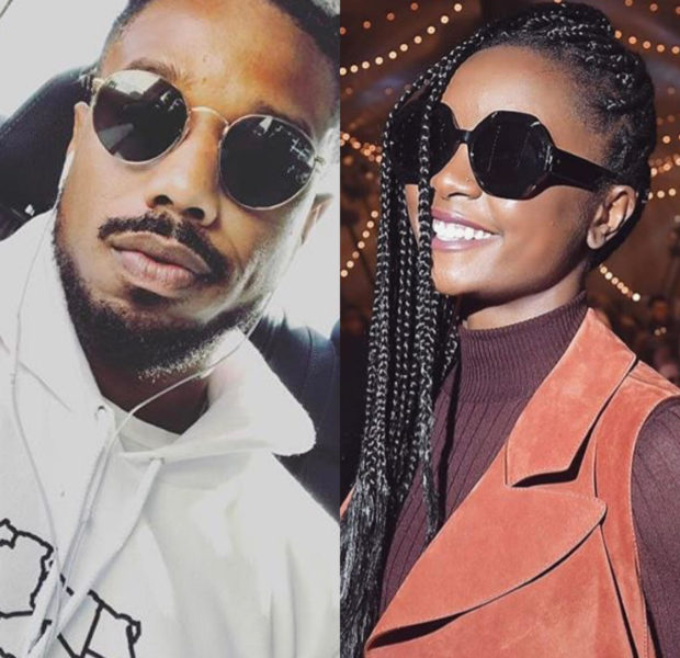 Are Michael B. Jordan & KiKi Layne Secretly Dating? Pair Spotted Flirting & Serving PDA At Event