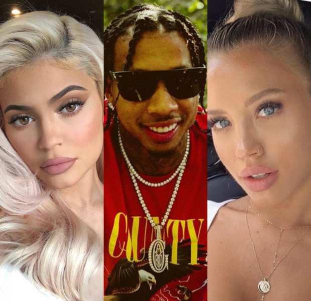 Tyga Accused of Dating Kylie Jenner's Friend Tammy Hembrow, Her Spokesperson Denies Relationship