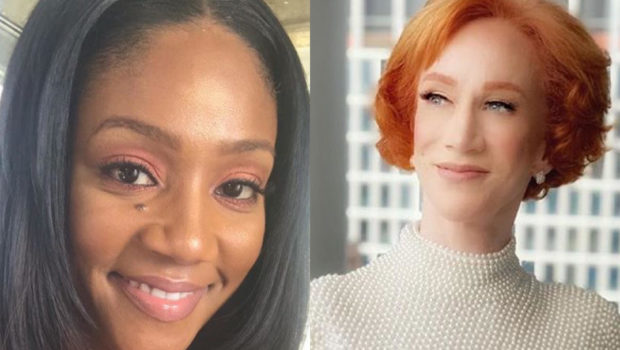 Kathy Griffin Defends Tiffany Haddish – All Real Comics Bomb!