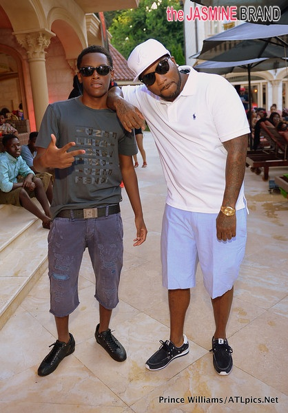 Jeezy's Son Parties Amid Recovery From Face Stabbing Incident