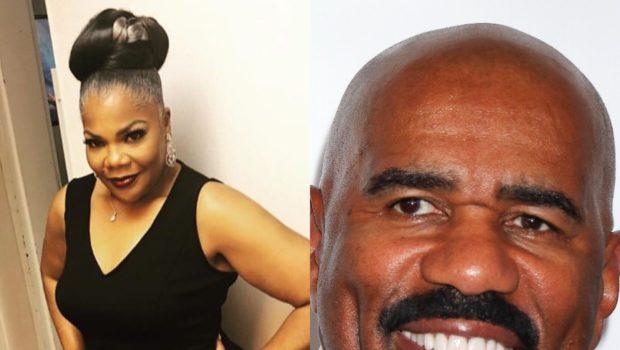 Mo'nique Seemingly Responds To Steve Harvey Controversy