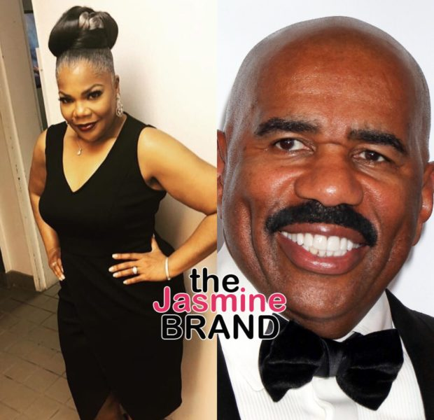 Mo'nique Seemingly Responds To Steve Harvey Controversy