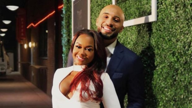 Ex RHOA Star Phaedra Parks – I Can't Imagine My Life W/Out Boyfriend Tone Kapone