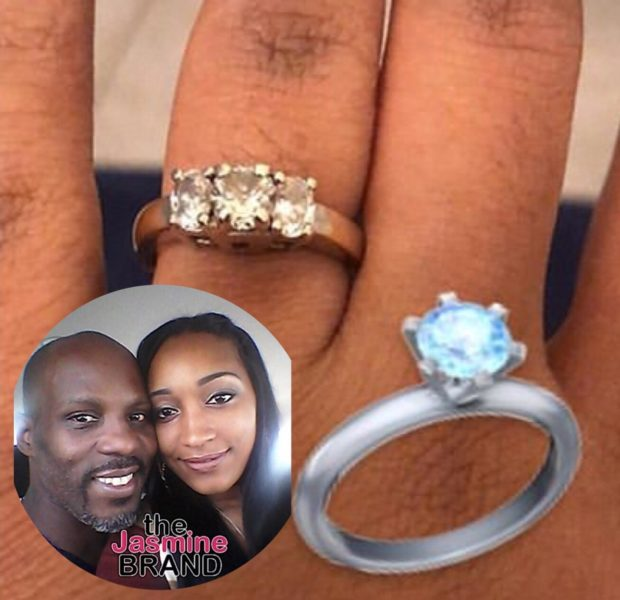 DMX's Fiancée Shows Off Engagement Ring [PHOTO]