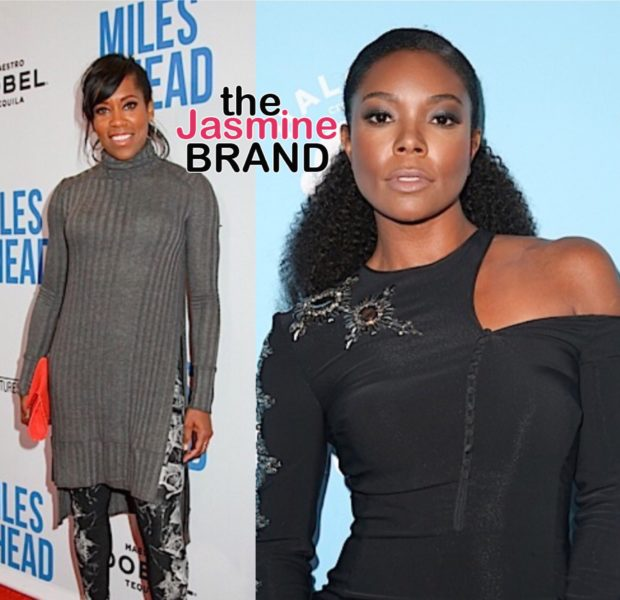 Gabrielle Union Recalls A Time She Almost Drowned, But Was Saved By Regina King