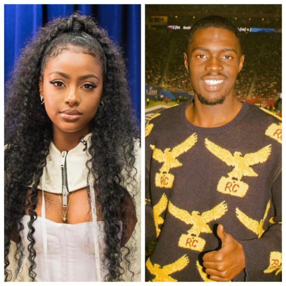 "Justine Skye – Police Call Singer ""Difficult"" While She Files Report On Alleged Abusive Ex Sheck Wes"