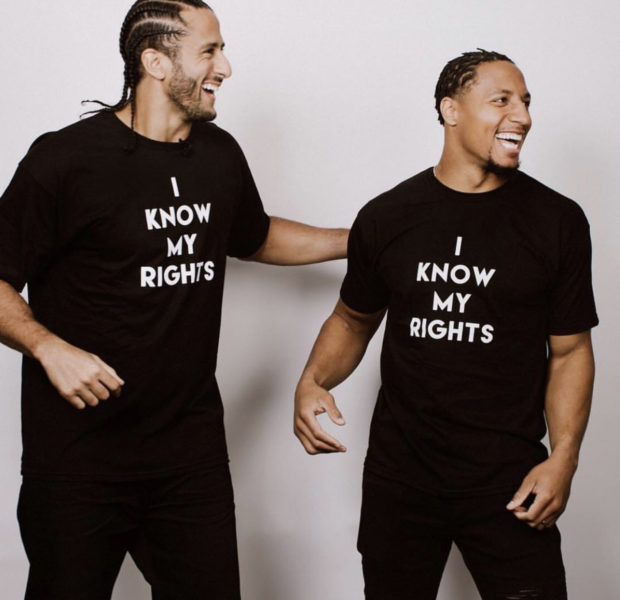 Colin Kaepernick, Eric Reid Settled For Less Than $10M In Collusion Grievance Case Against NFL
