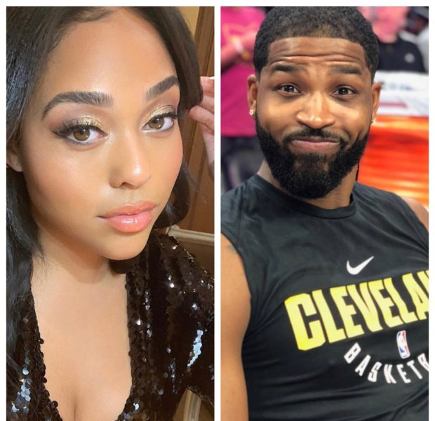 Jordyn Woods, Tristan Thompson Never Hooked-Up Prior To Cheating Scandal