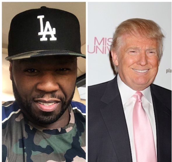 50 Cent Was Offered $500K By Trump