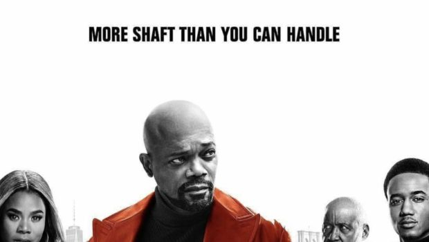 "Shaft"" Sequel Starring Samuel L. Jackson, Jessie T. Usher & Regina Hall Trailer Released [VIDEO]"