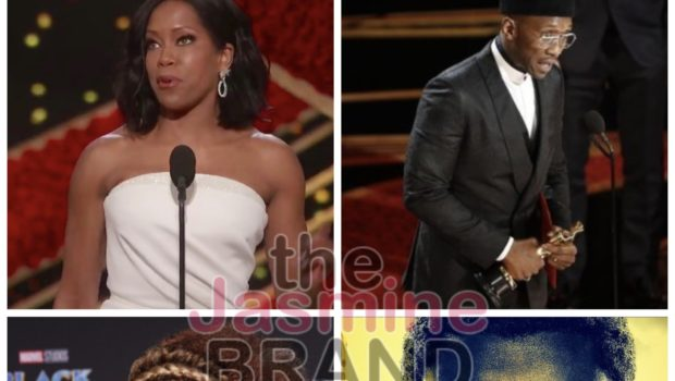 Black Panther, Regina King & Mahershala Ali Take Home Oscars + The Complete List of Winners