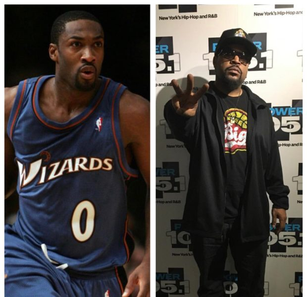 Gilbert Arenas Signs With Ice Cube's Big3