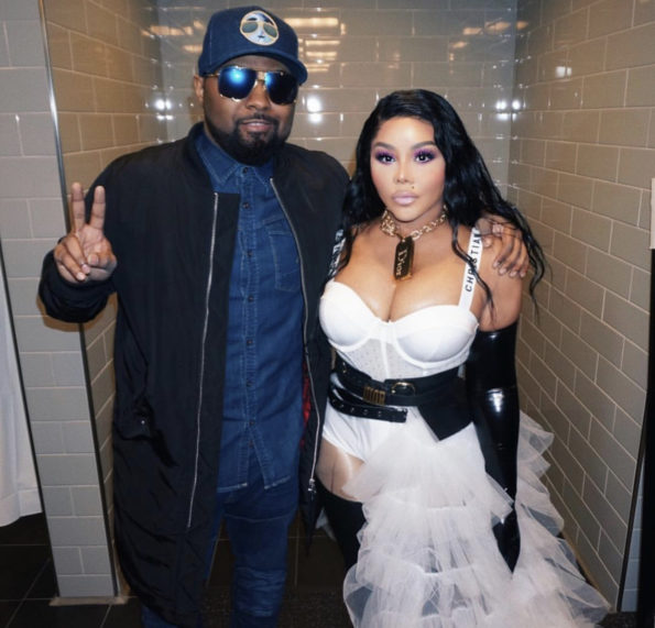 Lil' Kim Is Obsessed With Adorable Daughter [Photos ...