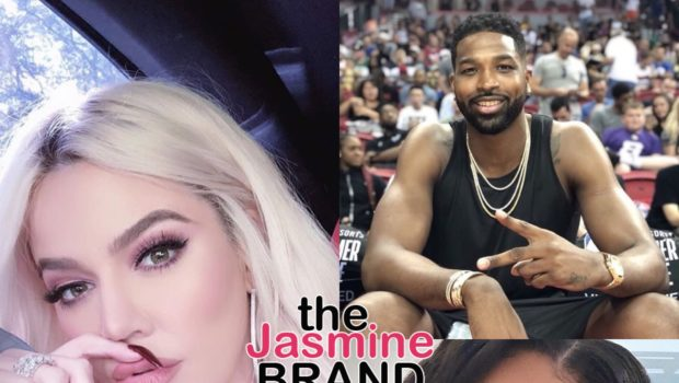 Khloe Kardashian Breaks Silence on Baby Daddy's Affair With Jordyn Woods