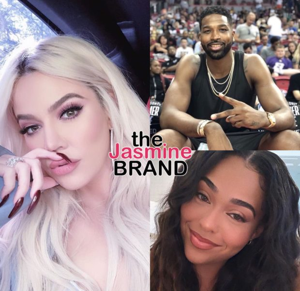 Tristan Thompson Thought He & Khloé Kardashian Were Broken Up Before Hooking Up W/ Jordyn Woods, Says Source