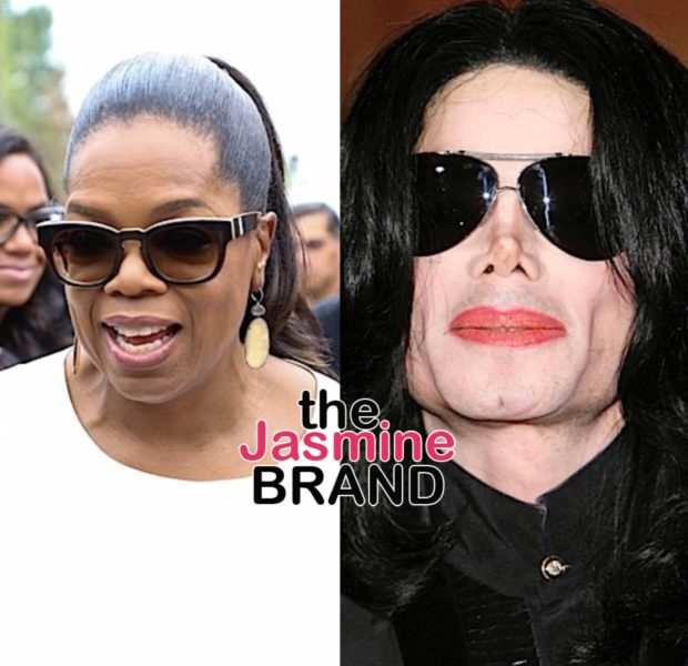 Oprah Knows She Will Face Backlash For Interviewing Michael Jackson Alleged Sex Abuse Victims
