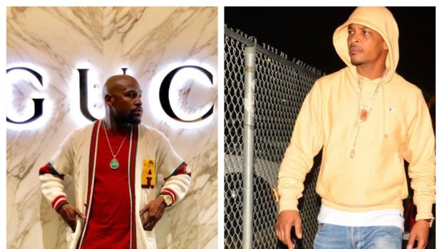 "T.I. Names Floyd Mayweather ""F*ck N*gga"" In New Diss Track, Mayweather Responds"
