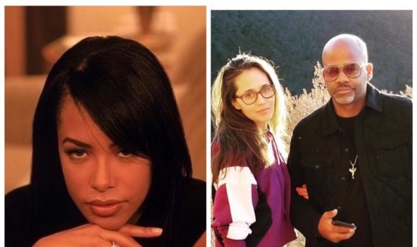 Dame Dash & Girlfriend Say Aaliyah Speaks To Them, Helps Their Relationship