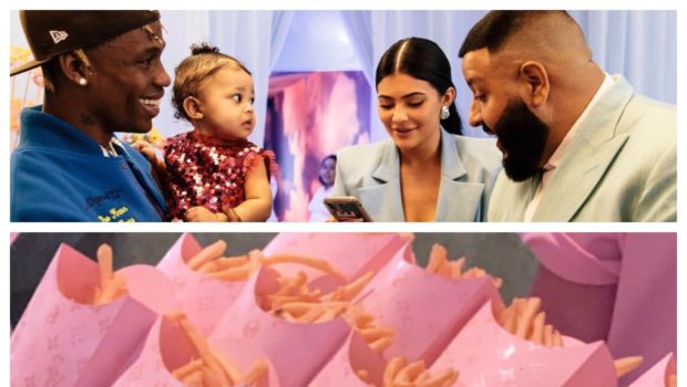 Kylie Jenner & Travis Scott Throw Daughter Extravagant 1st B-Day Party
