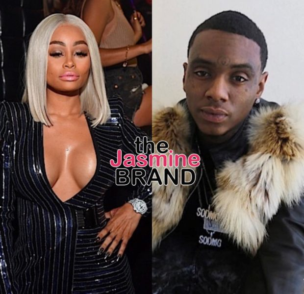 Soulja Boy Gets Blac Chyna's Name Tattooed On His Arm?