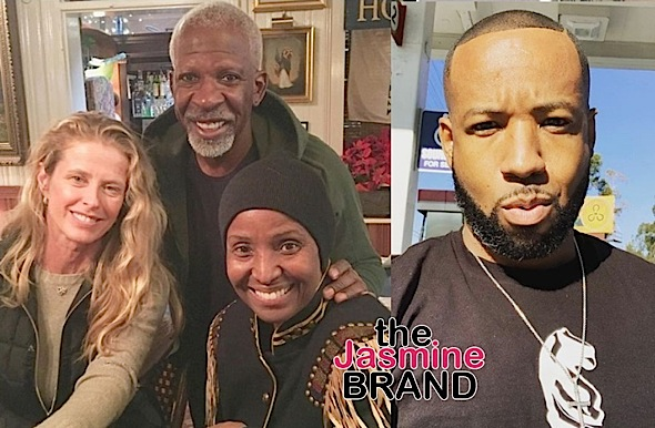 EXCLUSIVE: Carlos King Denies He's Shooting Reality Show With B.Smith's Husband & Girlfriend