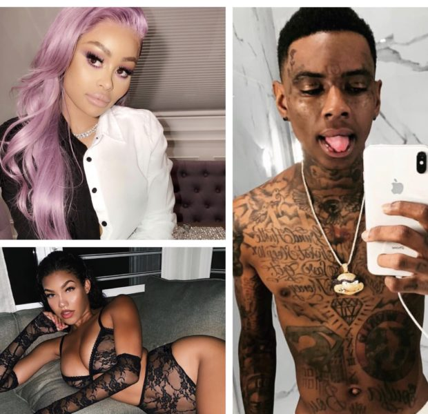 "Soulja Boy Tells Tiona Fernan ""I Love You"", Despite Dating Blac Chyna"