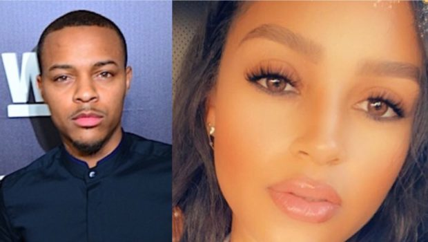 Bow Wow Shows Love To Baby Mama Joie Chavis: We Never Fight, She Never Asks Me For Nothing! [VIDEO]