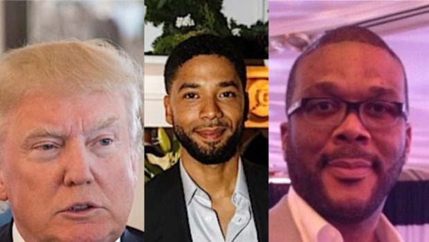 Tyler Perry Conflicted Over Jussie Smollett Controversy, Trump Slams Actor