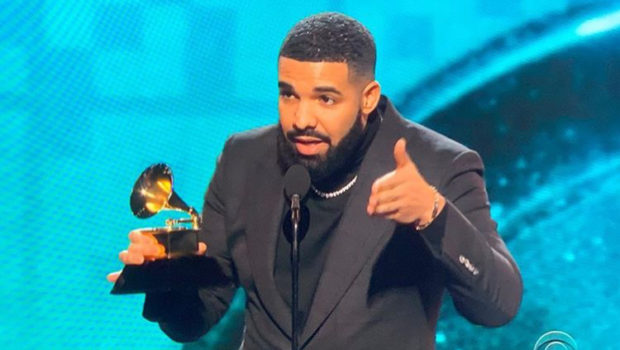 Drake Responds To His Mic Being Cut Off At Grammys [VIDEO]